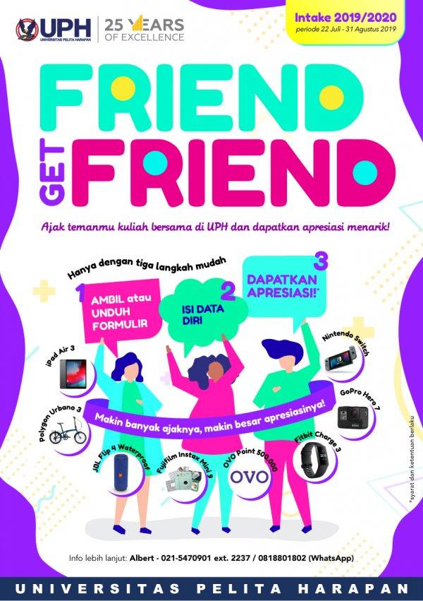 Friend Get Friend